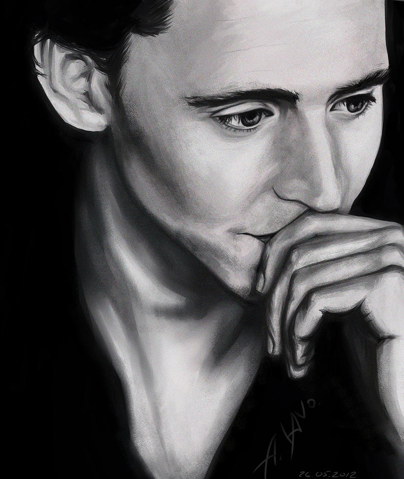 Tom Hiddleston (completed) by Ya10