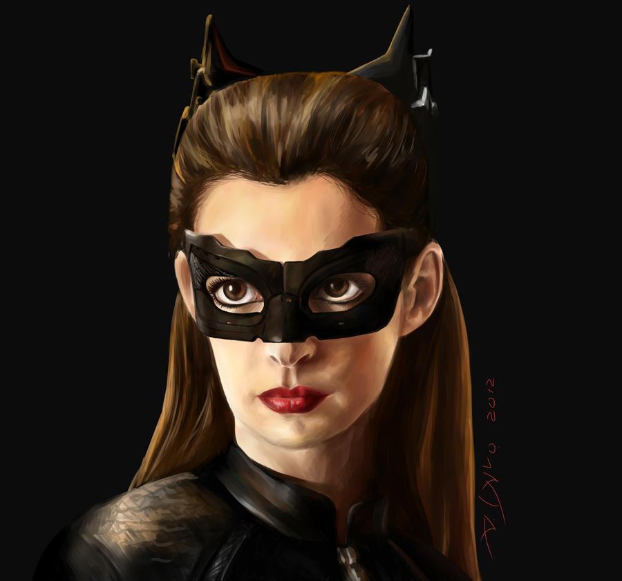 Catwoman by Ya10