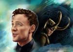 Tom Hiddleston - Loki (It's where my demons hide)