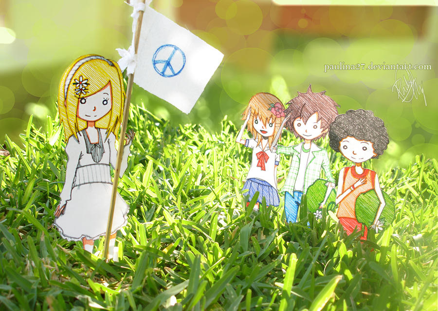 Protect peace by paulina27