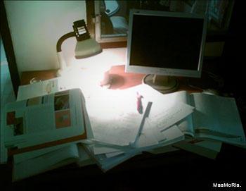 My Desktop...... by maamoria