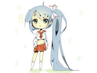 Chibi Shizuka by shi-po