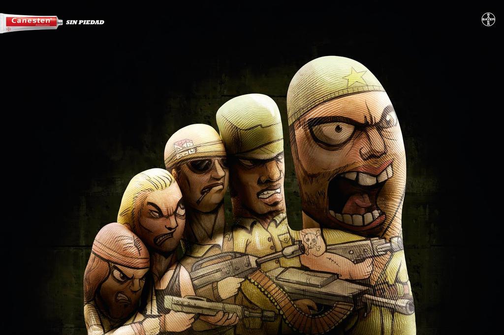 B Soldados by JJOSNOE