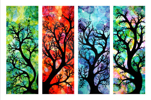 Always the Season for Trees