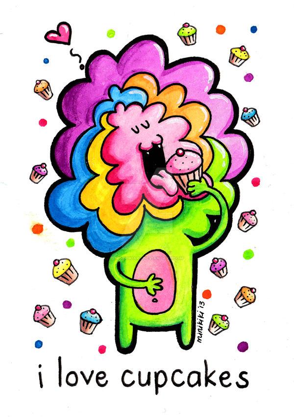 i love cupcakes wallpaper - photo #9