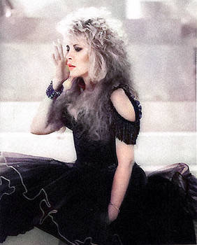Stevie Nicks: Colorized (#7)