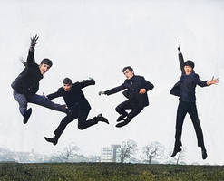 The Beatles: Colorized