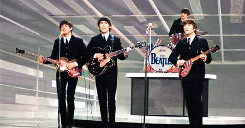 The Beatles: Colorized (#2)