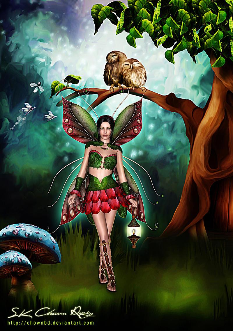 3d fantasy art fairies - photo #22
