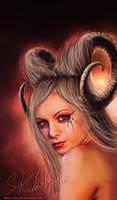 Dark Devil_______! by DIGI-3D