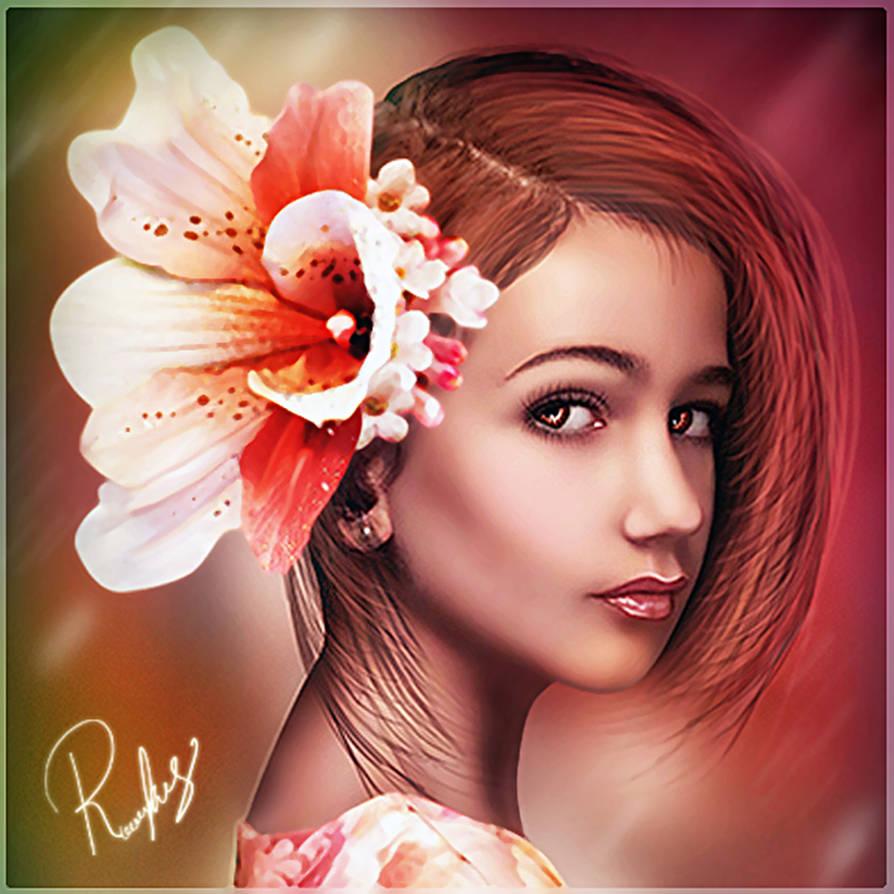 Flower Spoiled V2 by DIGI-3D