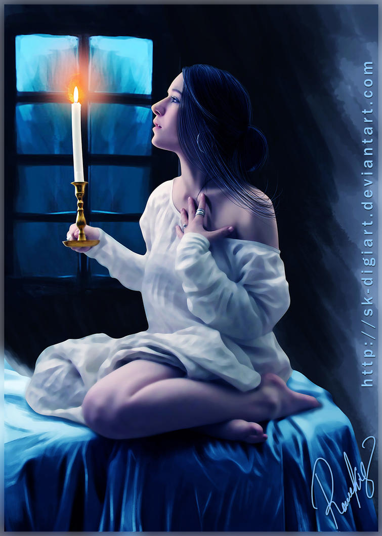 Candlelight by SK-DIGIART