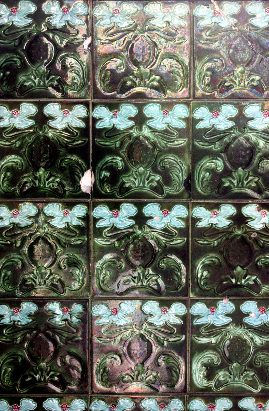Arts and crafts movement tiles by aegiandyad on deviantart for Arts and crafts tiles