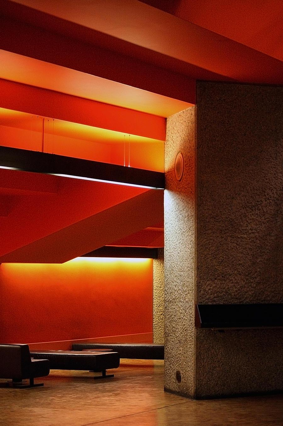 burnt orange interior by aegiandyad on deviantart