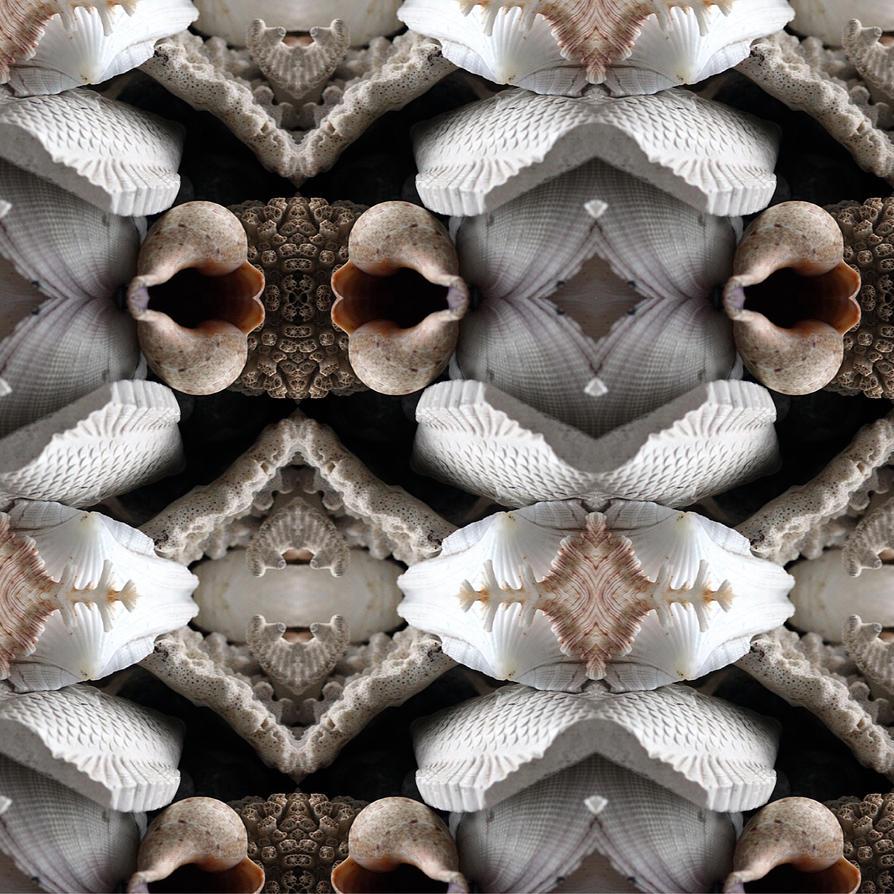 Art Room Marine Kaleidoscope by aegiandyad