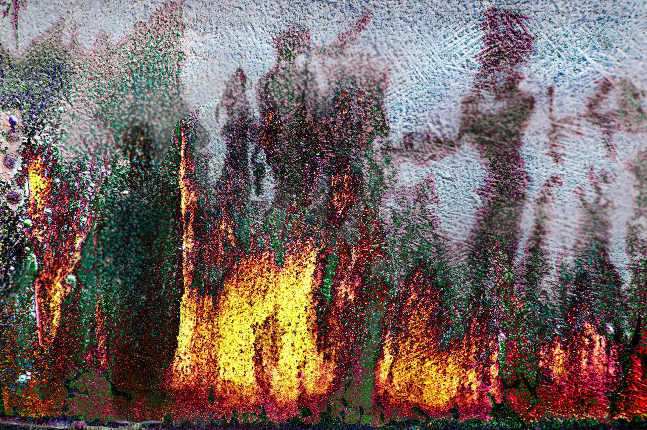 Burning Down The World III