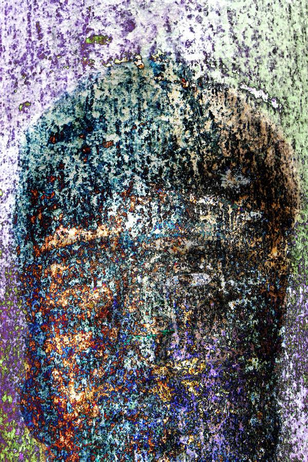 Granite Faced Bodhisatva by aegiandyad