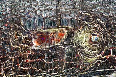 Dragon's Ear, Pit And Eye by aegiandyad
