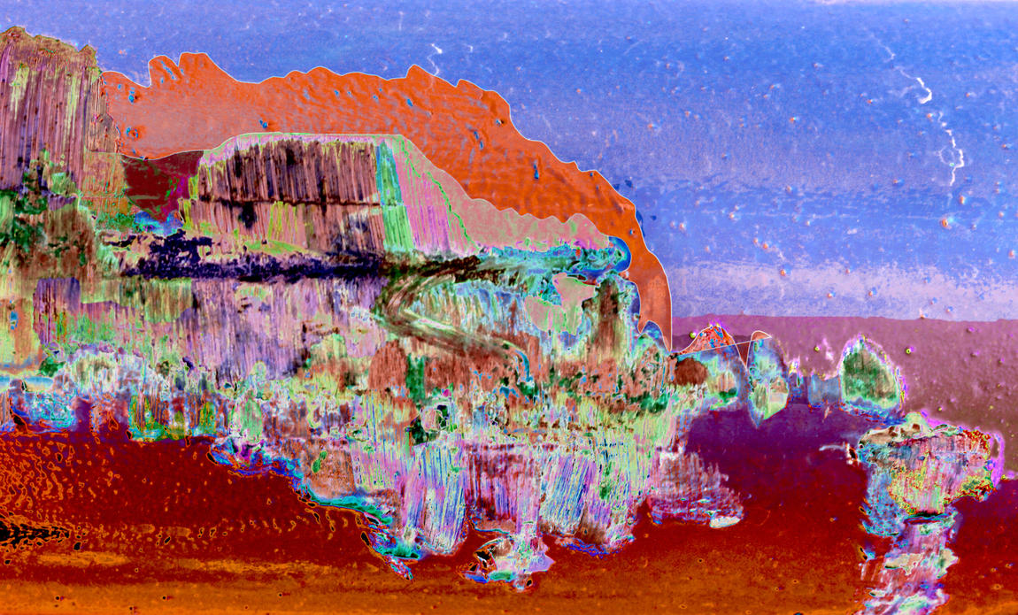 Another Painted Desert by aegiandyad