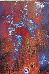 Solarised Rust Sample Stock Texture by aegiandyad