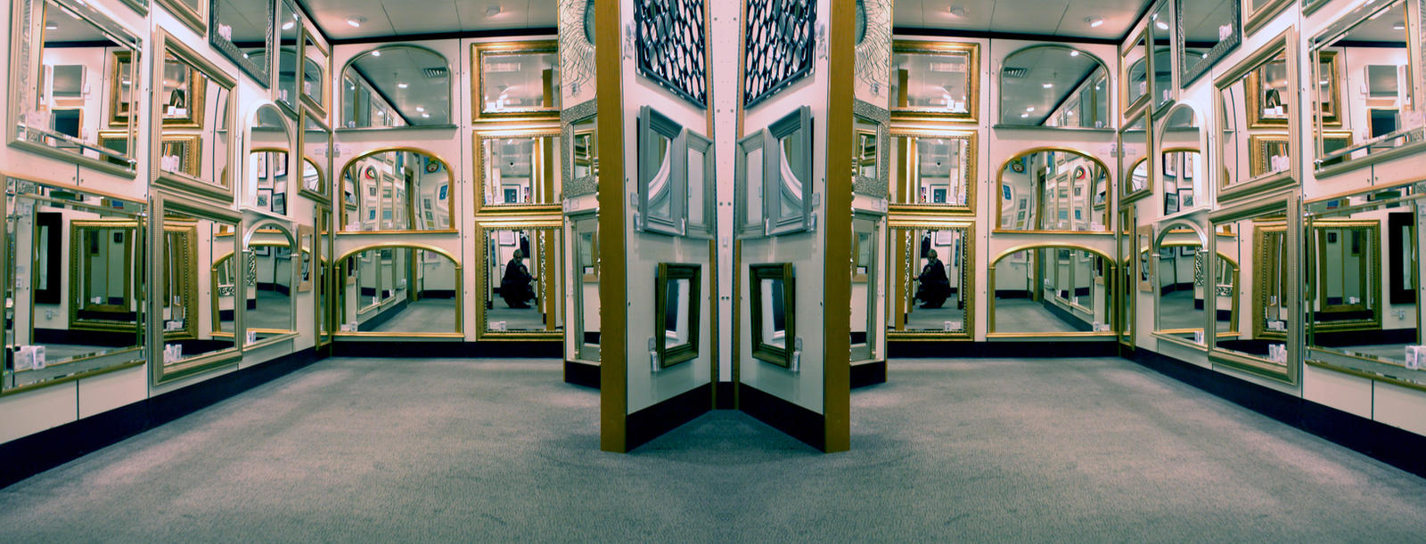 Room Full Of Mirrors, Extended Version by aegiandyad on ... - photo#48