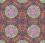 Gormenghast Urchin Tile Colour Variant