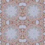 Echinodermatous Tile Design Cushion Starfish Stock by aegiandyad