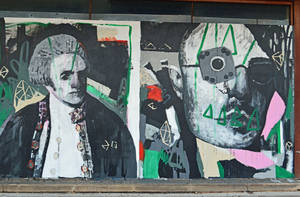 Street Art From Croydon Town Centre