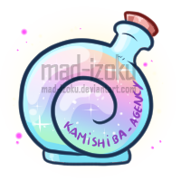 The color inside me Potion by Kamishibas-Index