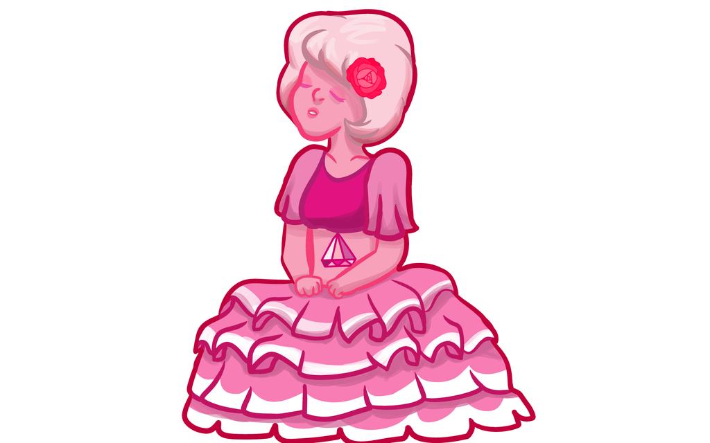 Pink Diamond SU by Redy100