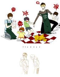 jonghyun onew-shinee day care? by aaaarghhhhhhh