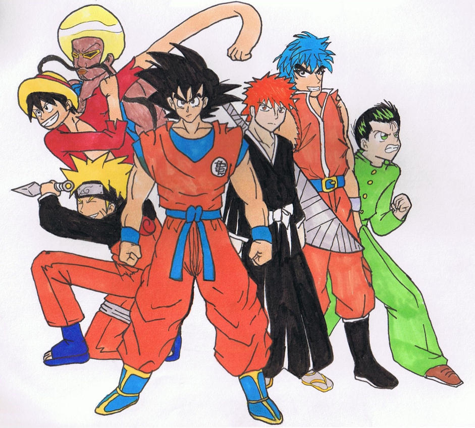 List of Yu Yu Hakusho characters  Wikipedia