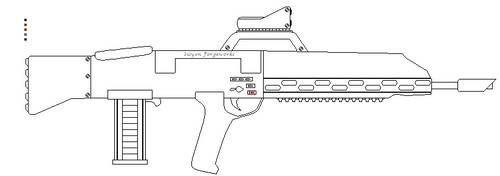 Kefefs Rifle 5