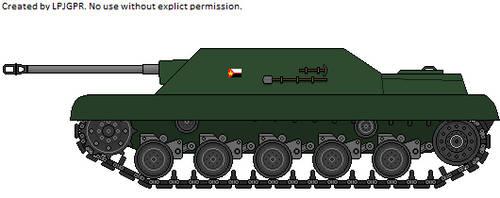 Model-144 'Adversary' Tank Destroyer