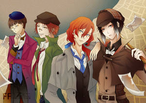 Detectives of Yokohama