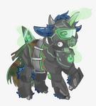 Cyborg Goat