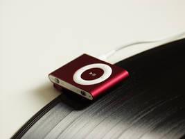 shuffle my records by Treelz