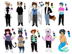 Humanoid Adopts (closed!)