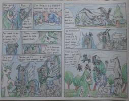 Raster ponies- Tikbalang territory pg 7 and 8 by dragon0693