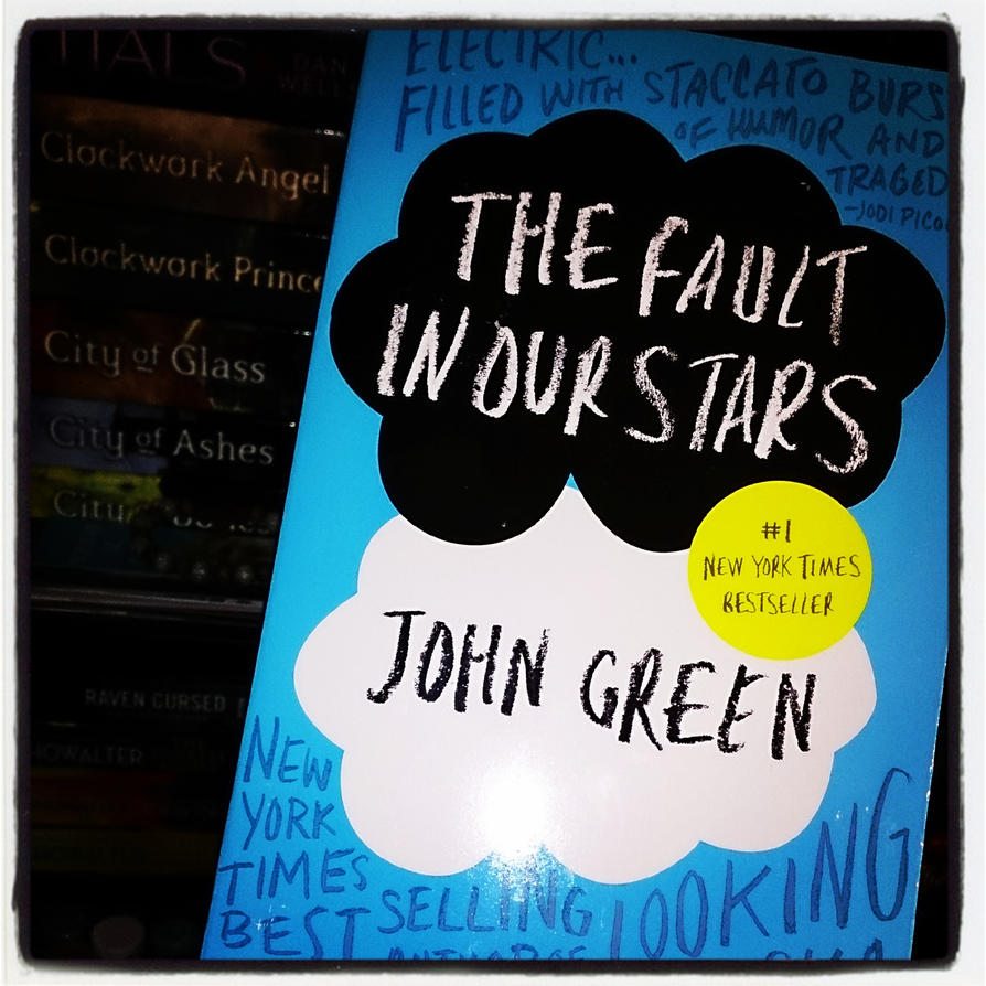 a fault in our stars pdf