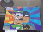 MusicMeister and Batman