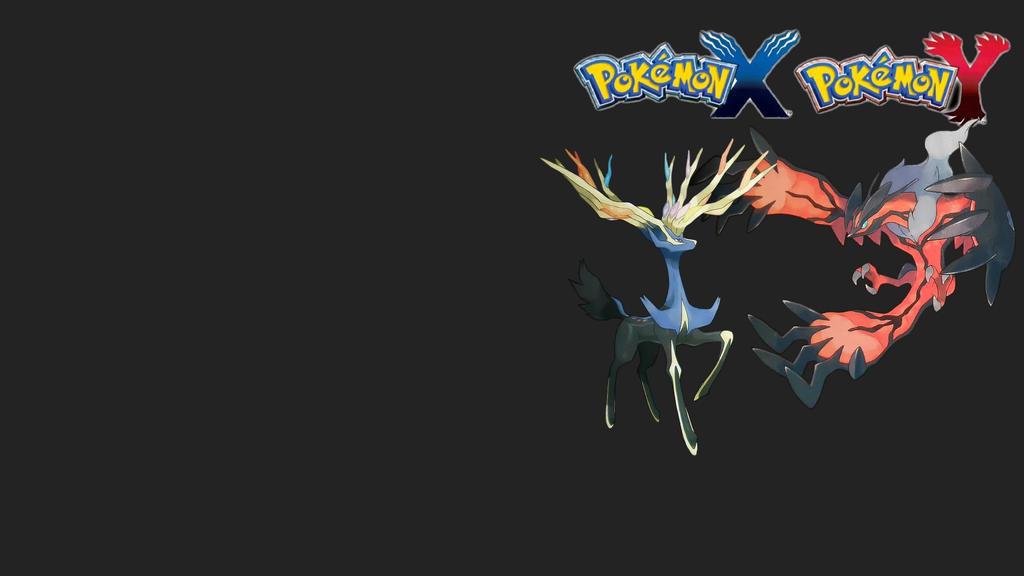 Pokemon Xy Legends Wallpaper 347910084