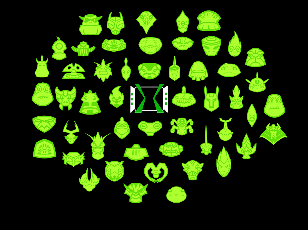 Ben 10 Walkatrout Omniverse Background Update