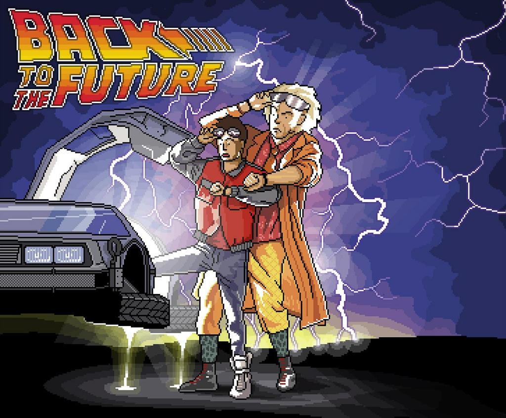 Back To The Future By Vitalik-smile On DeviantArt