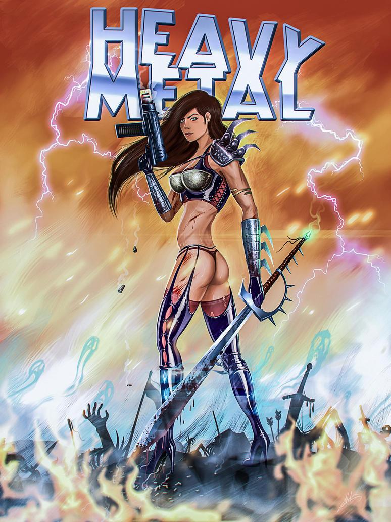 Heavy Metal FAKK 2 Coverart.jpg Release dates Heavy Metal Magazine Fan Page
