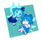 Blue Pixies