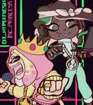MC.Princess and DJ_Hyperfresh