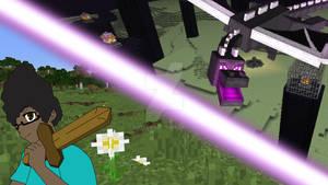 Burning Psycho 24hour Minecraft