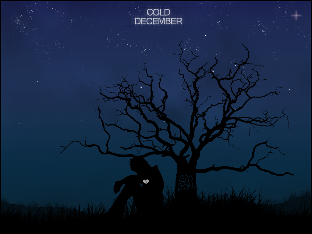 Cold December by KazuyaGFX