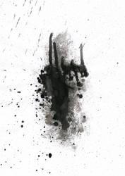 Ink Splatter 09 by Loadus